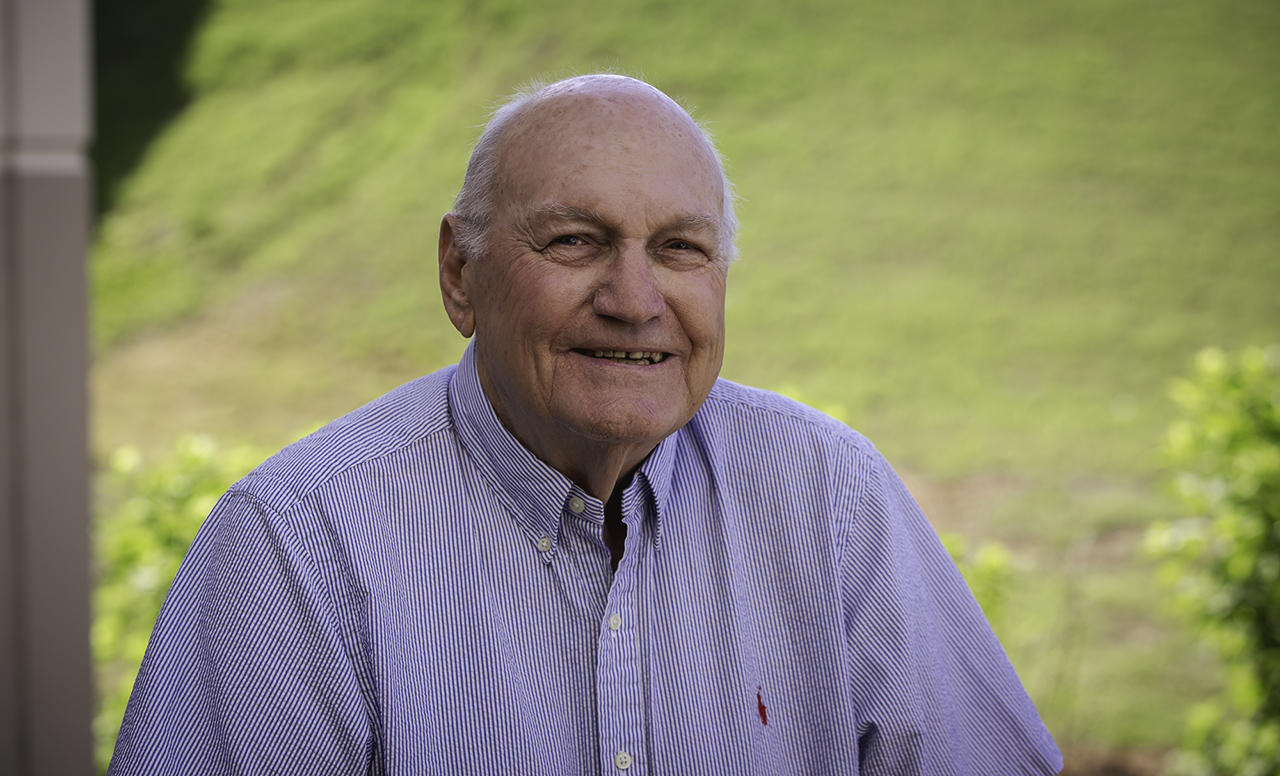 Jerry Frye - Brookwood Church Trustee Emeritus