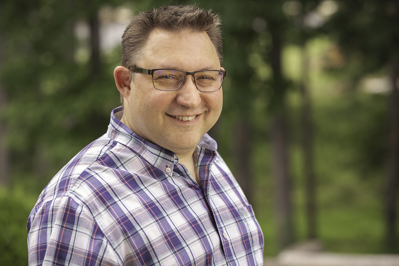 Josh Masters - Associate Care Pastor at Brookwood Church