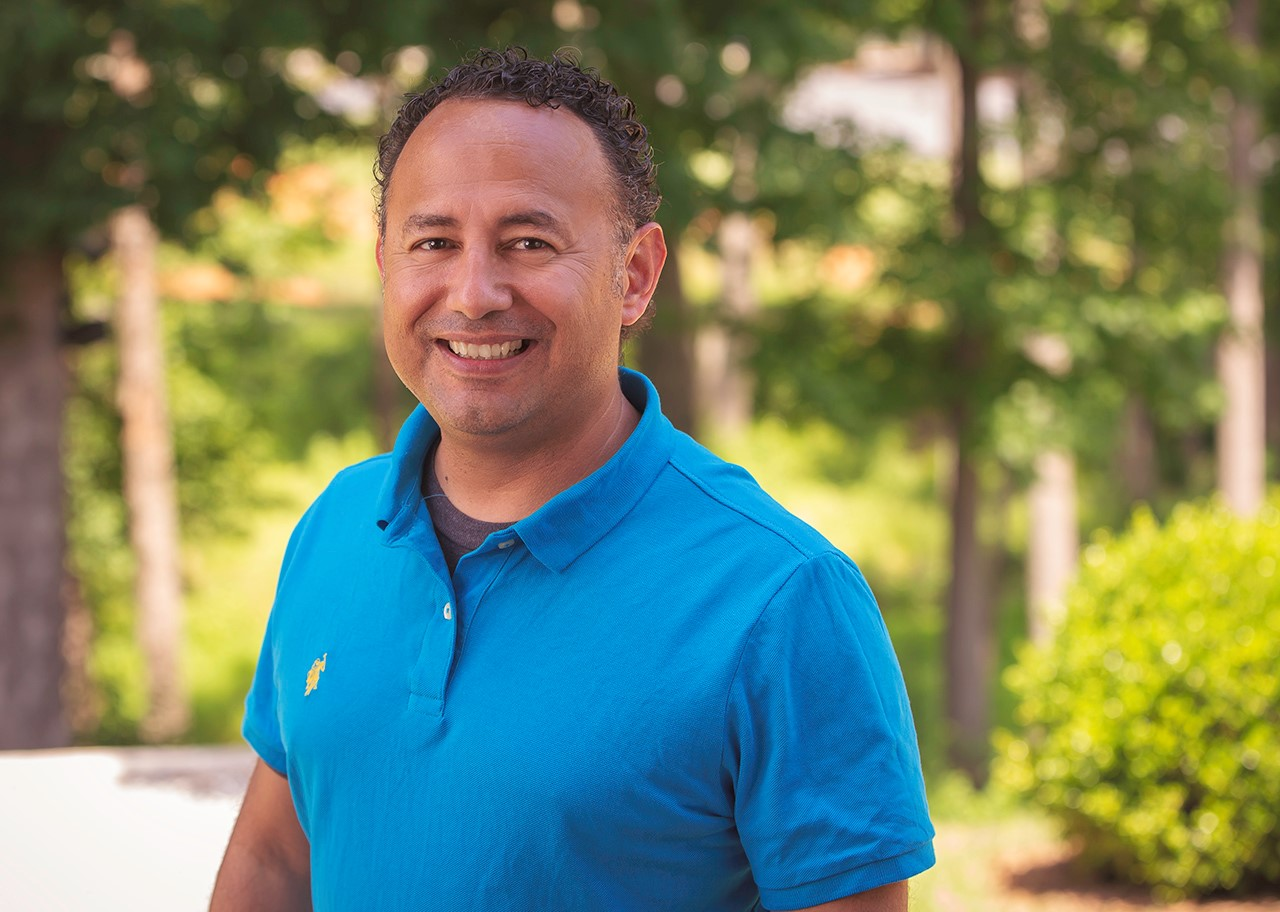 Julio Samayoa - Children's Pastor at Brookwood Church